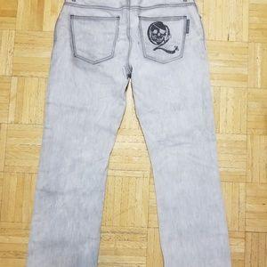 Alexander McQueen Signature McQ jeans